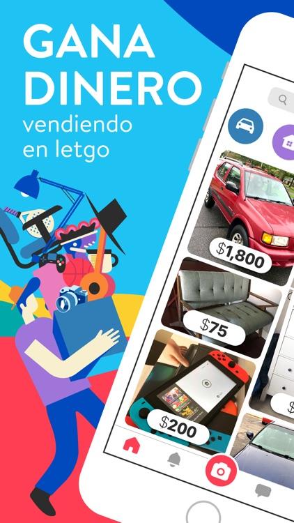 letgo: compra y vende 2ª mano
