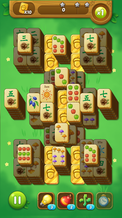 Mahjong Forest Journey screenshot 3