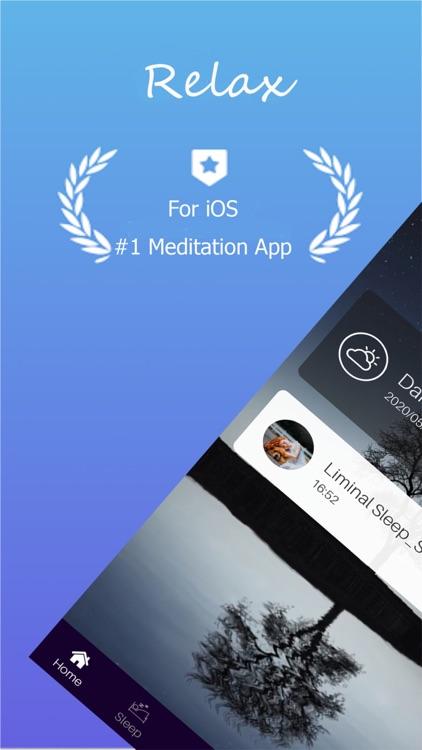 Relax: Focus & Stress Relief screenshot-0