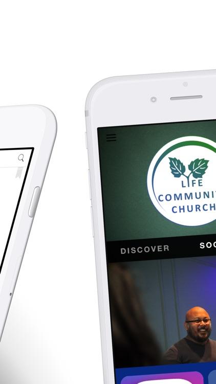 Life Community Church of God screenshot-3