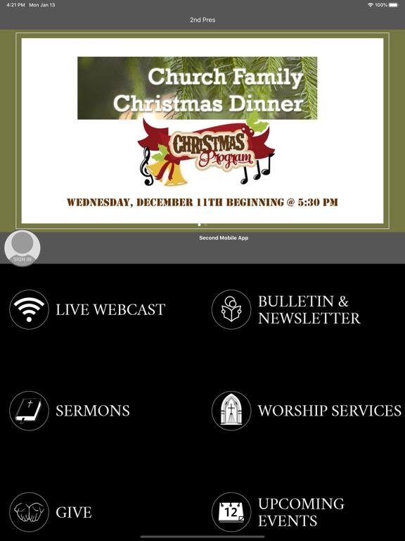 Second Presbyterian Greenville screenshot 4