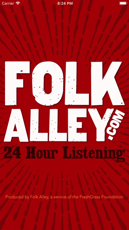 Folk Alley Player by Freshgrass Foundation
