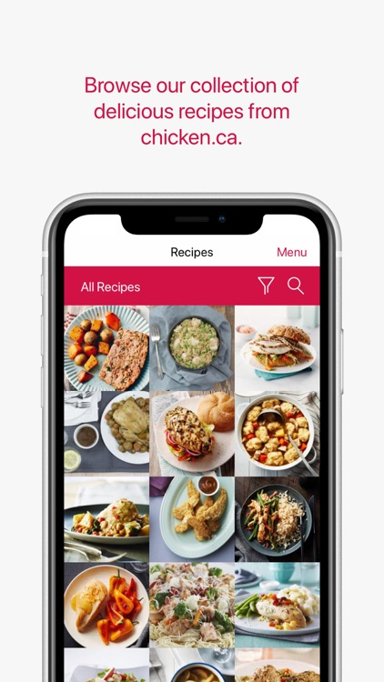 Grocery List by Chicken.ca screenshot-3