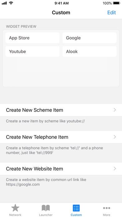 AWidget - Alook Widgets screenshot 4