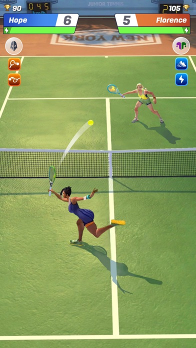 Tennis Clash:Game of Champions for windows pc