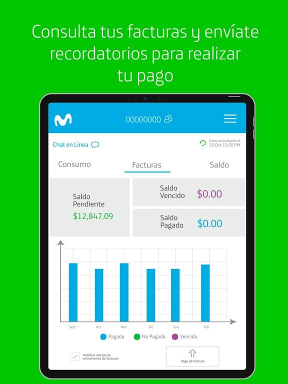 Mi Movistar Nicaragua screenshot 11