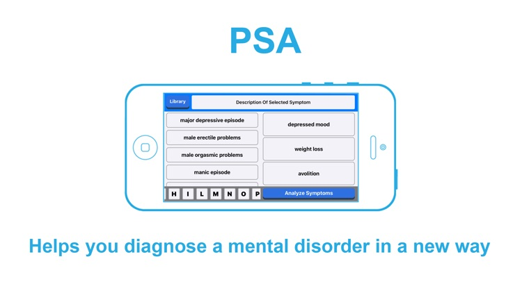 Psychological Symptom Analyzer