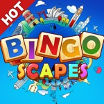 Bingo Scapes! Bingo Party Game