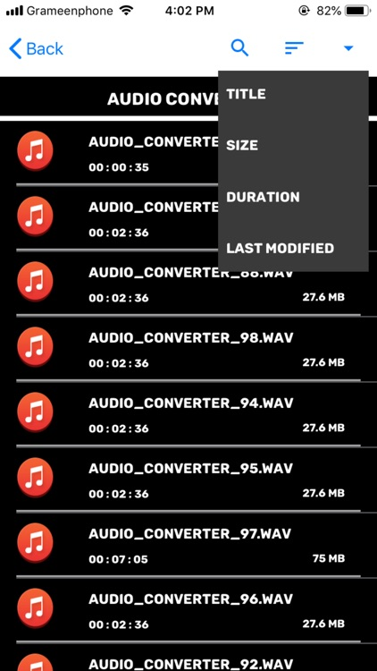 Video Audio Converter & Editor screenshot-8