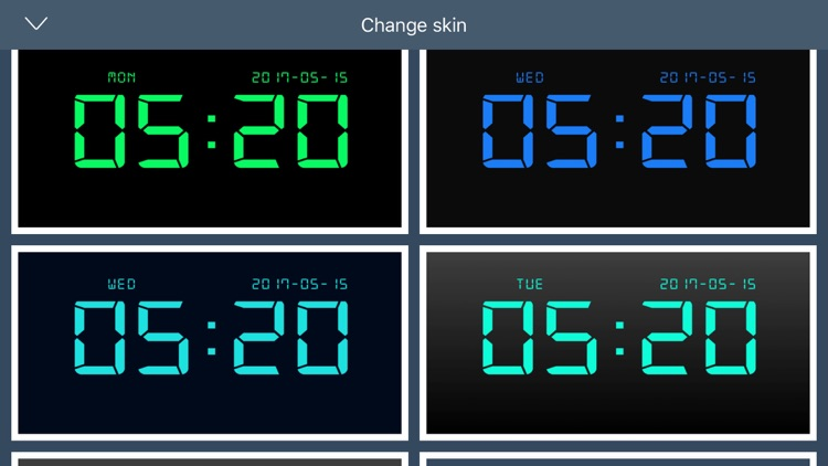 Digital Clock - Big LED Alarm screenshot-4
