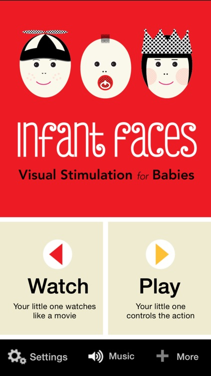 Infant Faces: Baby Fun