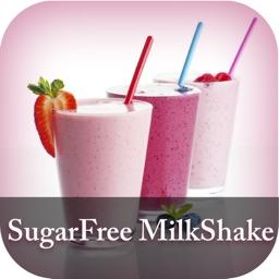 Milk Shake Recipe - Sugar Free