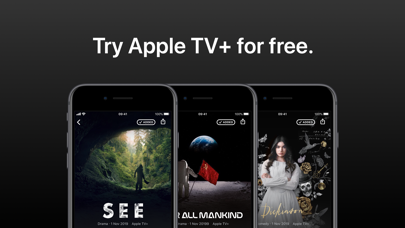 Apple TV screenshot two
