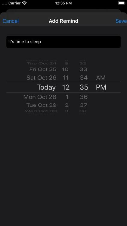 BedTime Sleep Fan Sounds screenshot-4