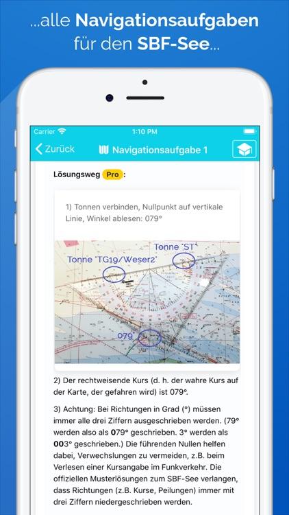 SBF Binnen, SBF See, BSP, SRC screenshot-6