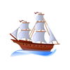download Sailboats Collection Stickers