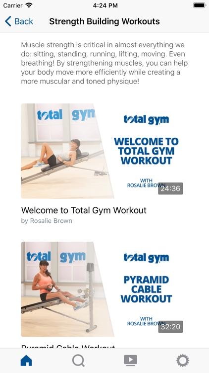 Total Gym TV