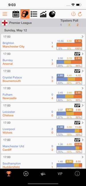 Bet Data - VIP Betting Tips on the App Store