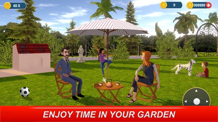 Dream Family Sim - Mommy Story screenshot-3