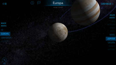 Screenshot for Cosmic Atlas: Space Explorer in United States App Store