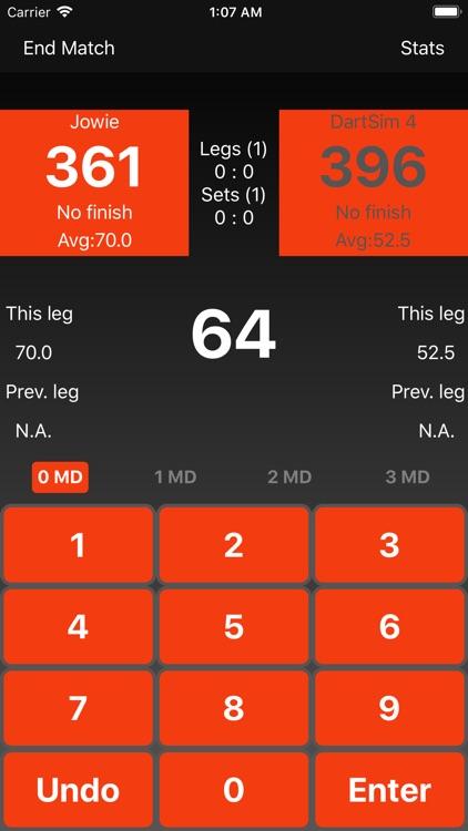 DartCohol Dart Scoreboard Lite