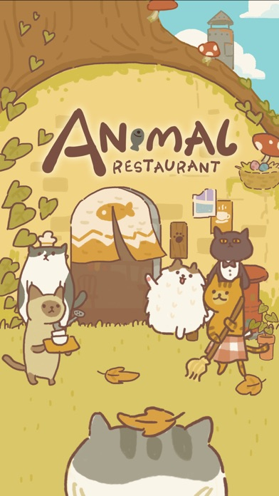 animal restaurant screenshot 1