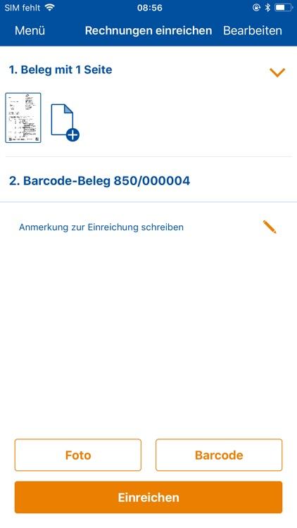 RundumGesund-App der UKV screenshot-3