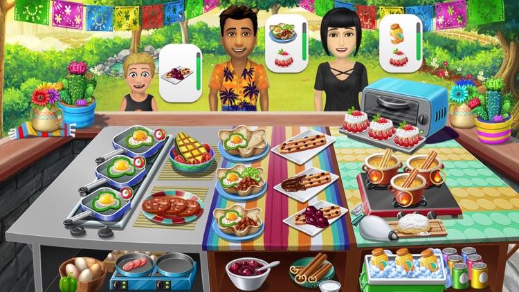Virtual Families: Cook Off screenshot-6