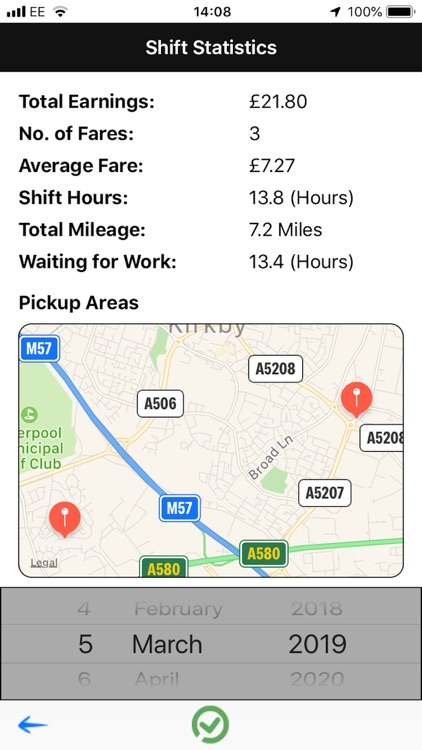 UK Taxi Buddy screenshot-3