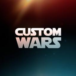 Ícone do app Custom Wars - Be a jedi star