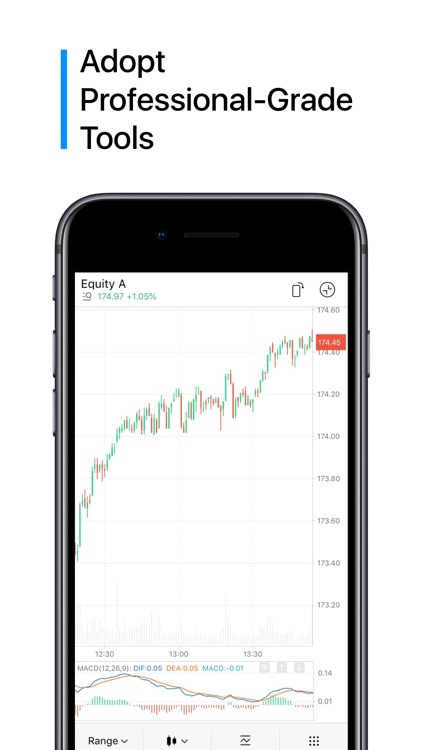 Webull: Trade. Save. Invest. screenshot-1