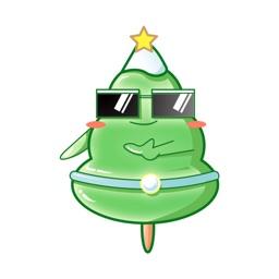 拉霸客户端-圣诞树炫酷贴图