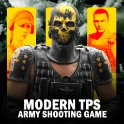 Modern TPS:Army Shooting Game