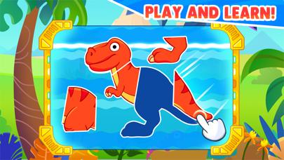 恐竜 ! 子供向けゲームのおすすめ画像2