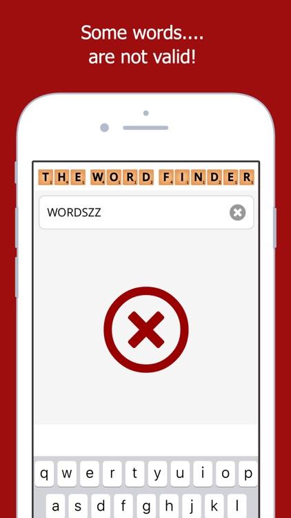 The Word Finder screenshot-4