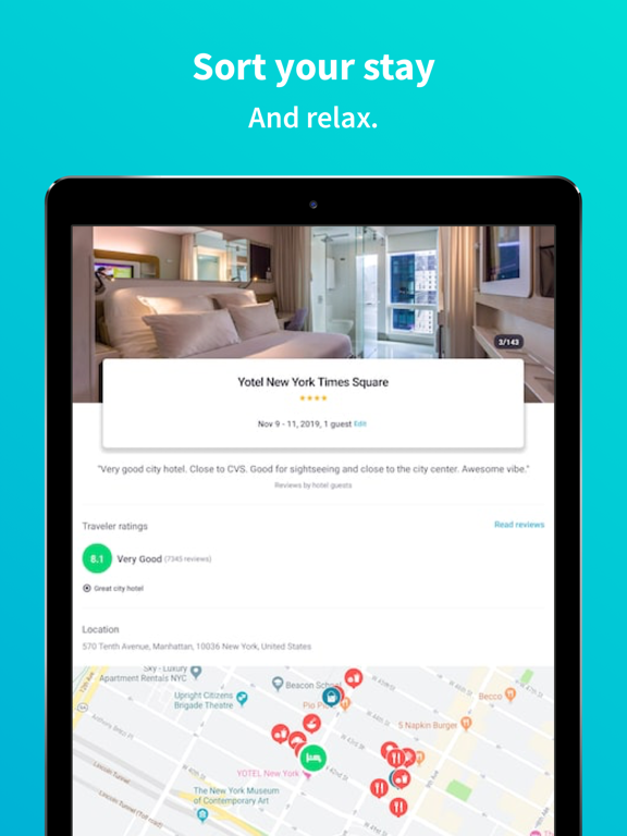 Skyscanner - Travel Deals by Skyscanner (iOS, United States
