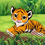 Unblock Me - Tiger Rescue icon
