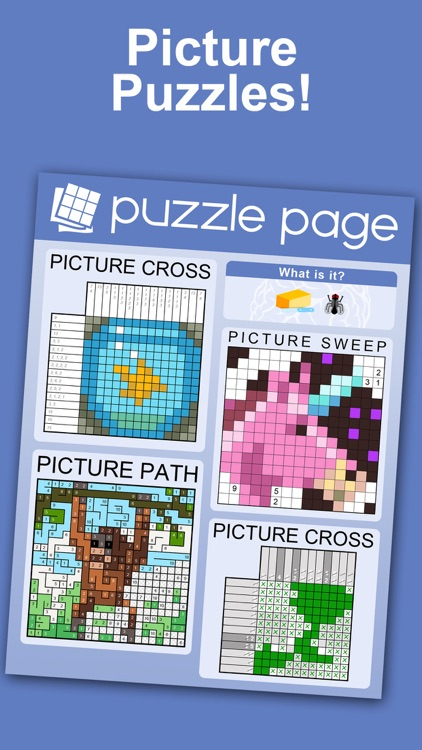 Puzzle Page screenshot-3