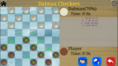 CHECKERS TÉLÉCHARGER DALMAX