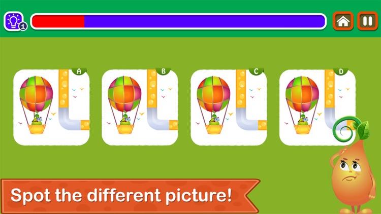 Hidden Objects Spot It Puzzles screenshot-3