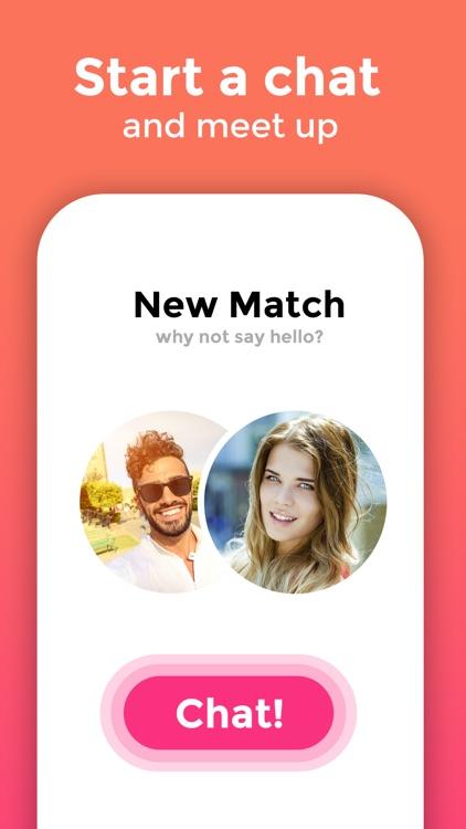Hello - Meet new people nearby screenshot-4
