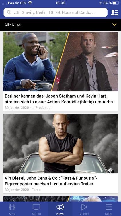 Filmstarts: Kino, Serien, News screenshot-4