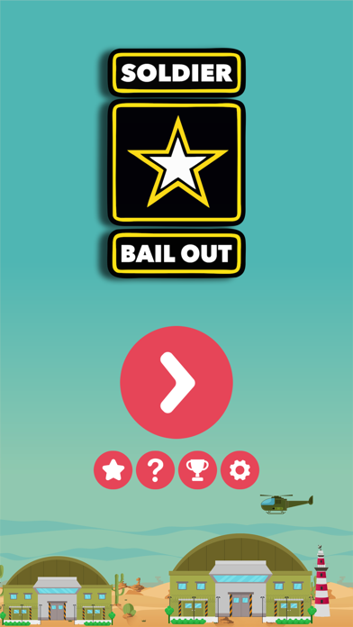 Soldier Bail Out screenshot 2