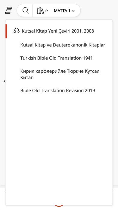 Kutsal Kitap screenshot one