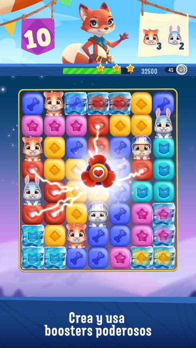 Screenshot for Pet Rescue Puzzle Saga in Dominican Republic App Store
