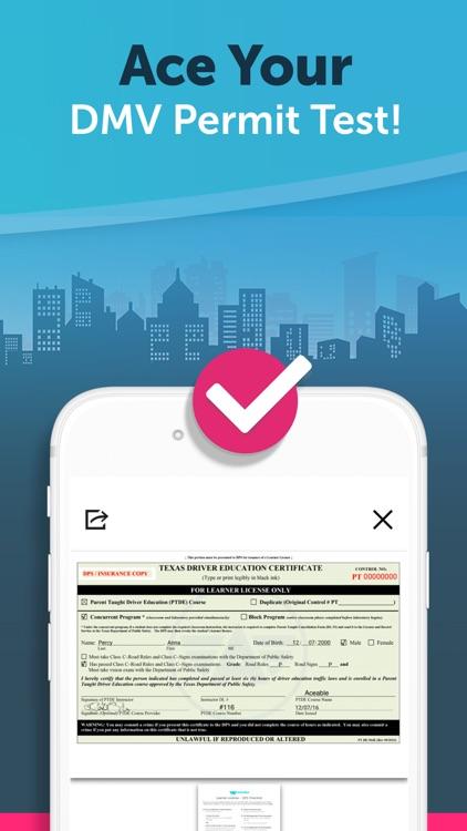 Aceable – Driving School App screenshot-4