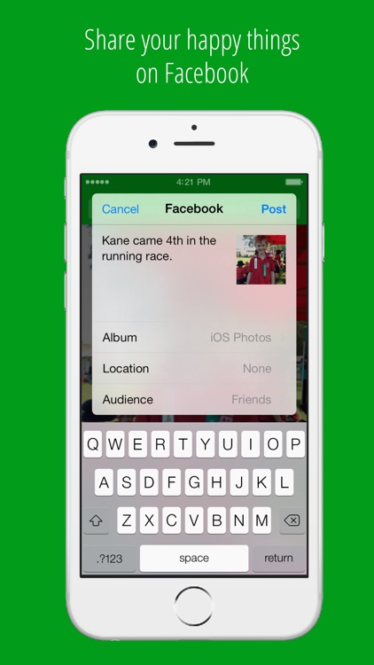 The Happy App screenshot-3