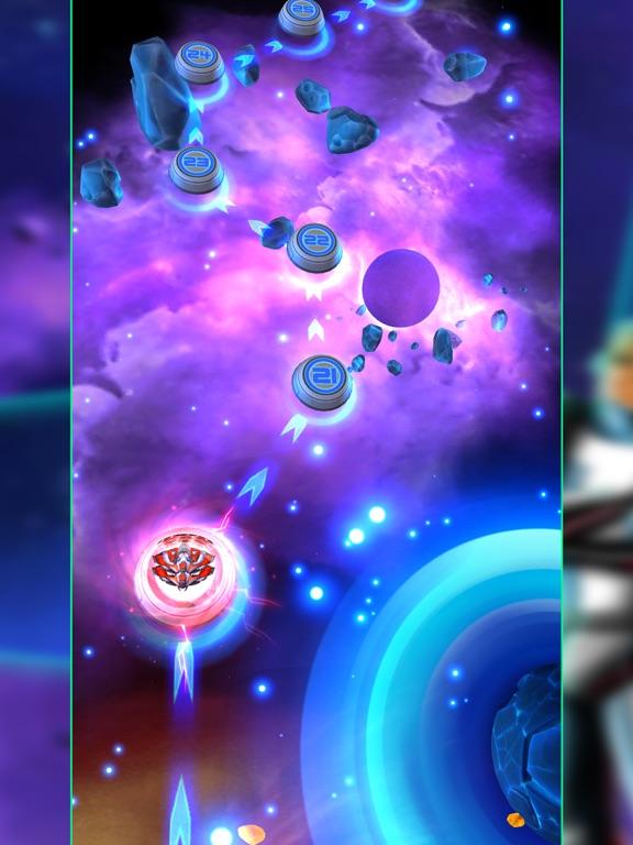 Infinity Space Shooting Battle screenshot #2