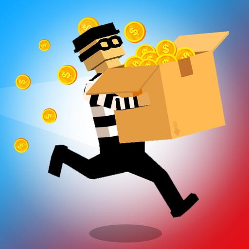 Idle Robbery free software for iPhone and iPad