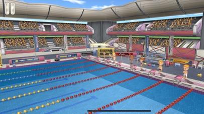 Stadium Heroes Summer Games screenshot 2